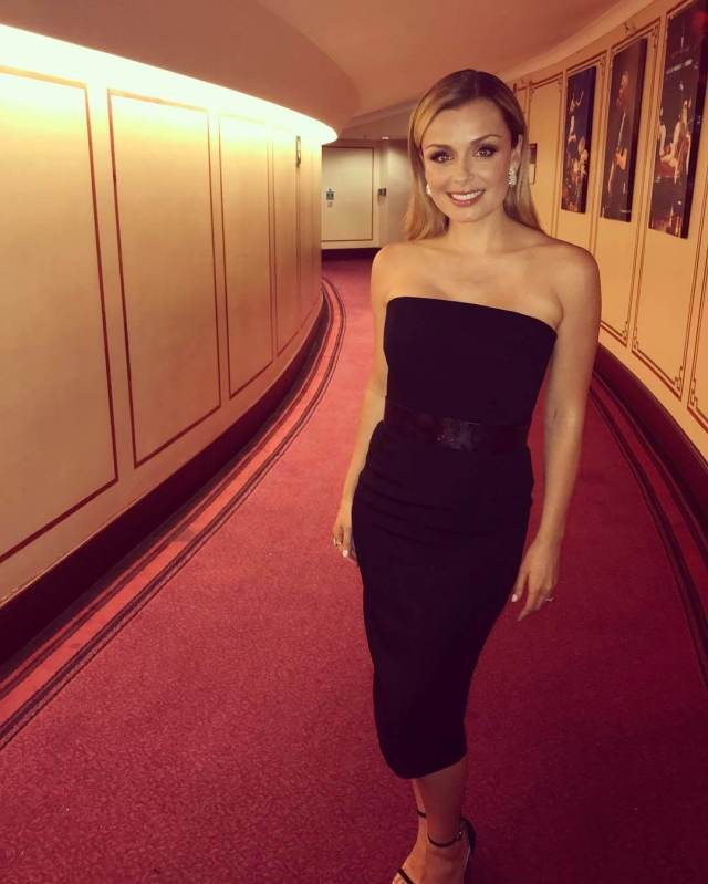 Katherine Jenkins sexy picture
