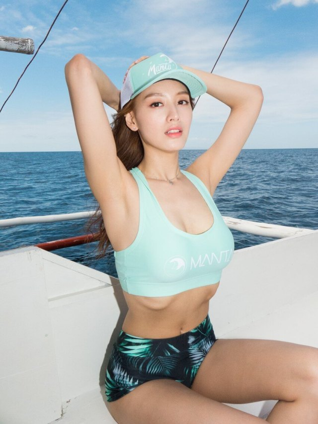Kim Jae-kyung sexy pictures