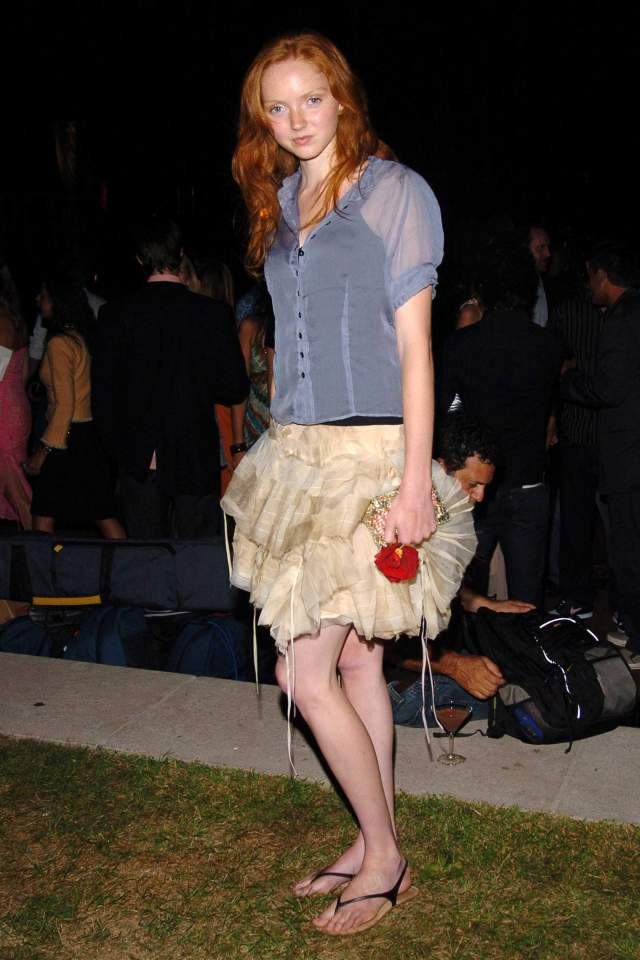 Lily Cole hot pictures