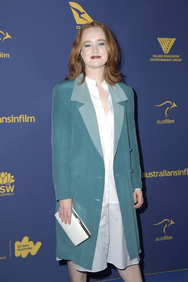 Liv Hewson awesome pictures