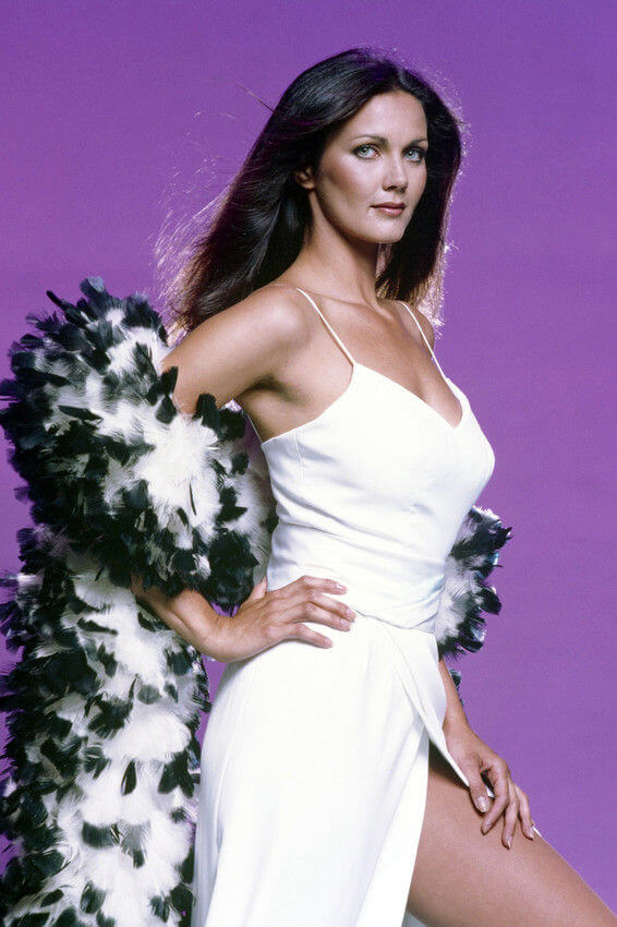 Lynda Carter hot photos