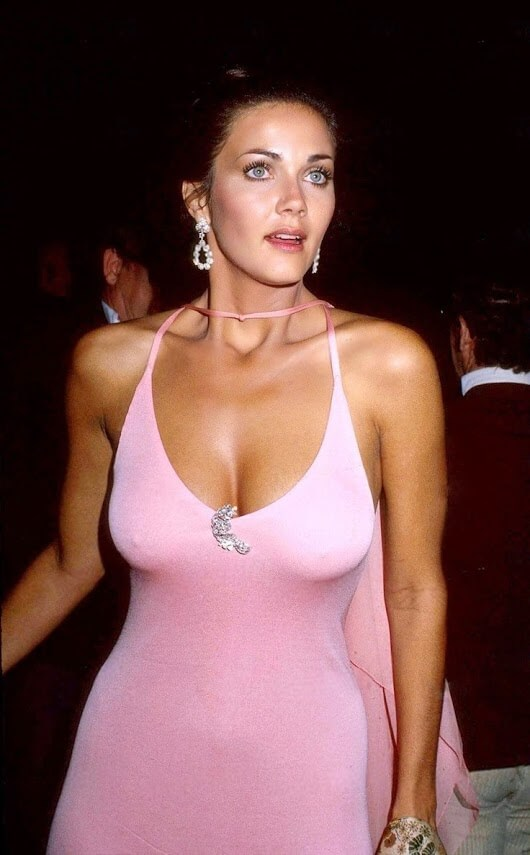 Lynda Carter hto busty pictures