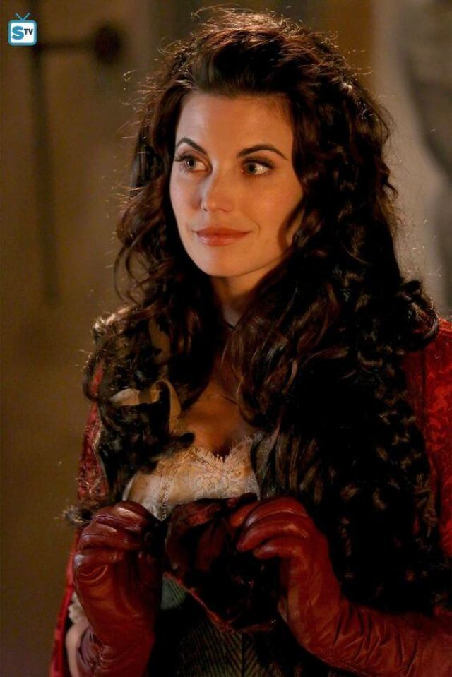 Meghan Ory sexy pic