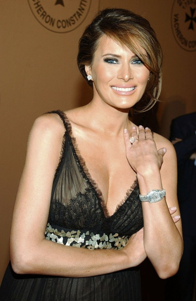65 Sexy Melania Trump Boobs Pictures Will Make Your Day