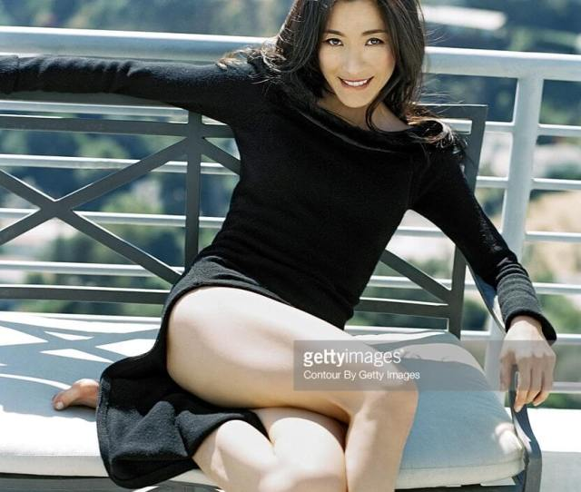 Michelle Yeoh Legs Hot Pic