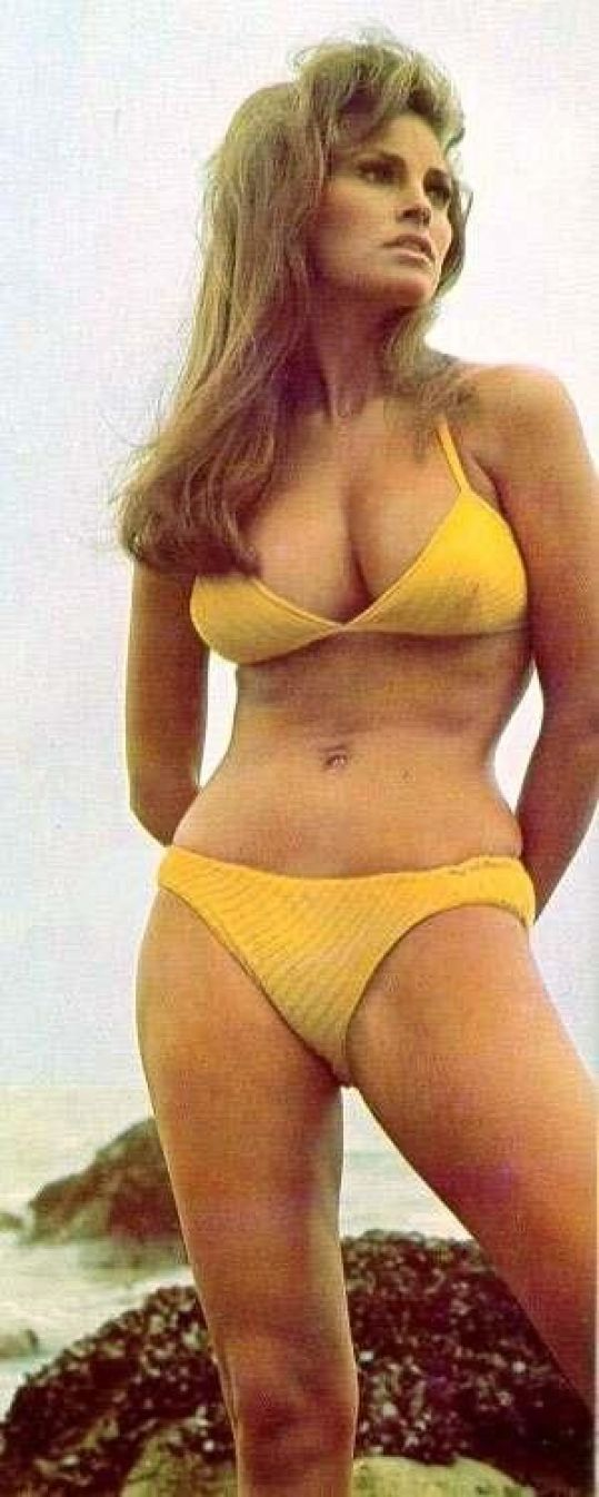 Raquel Welch sexy lady picture