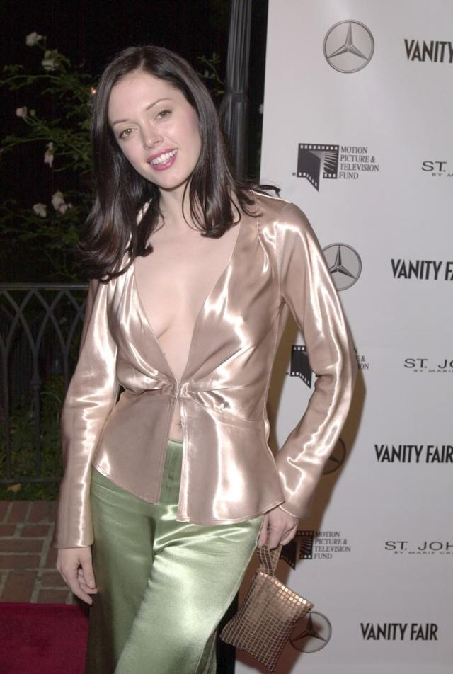 Rose McGowan too hot picture