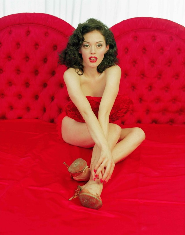 Rose McGowan too sexy picture