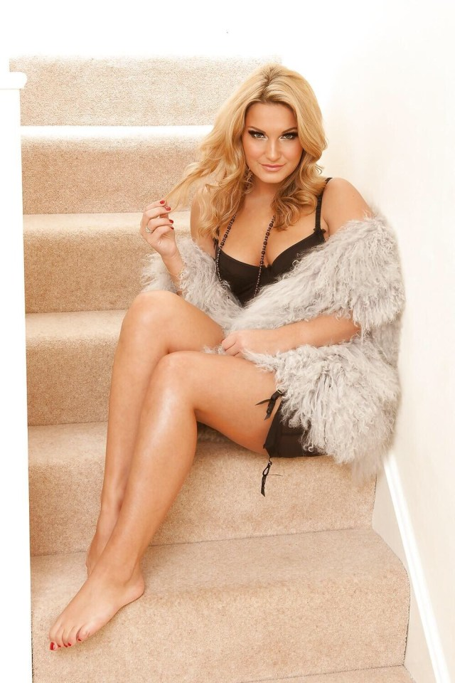 Sam Faiers sexy pic