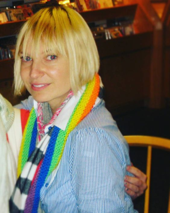 Sia Furler too sexy picture