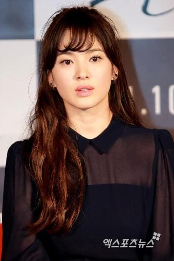 Song Hye-kyo awesome