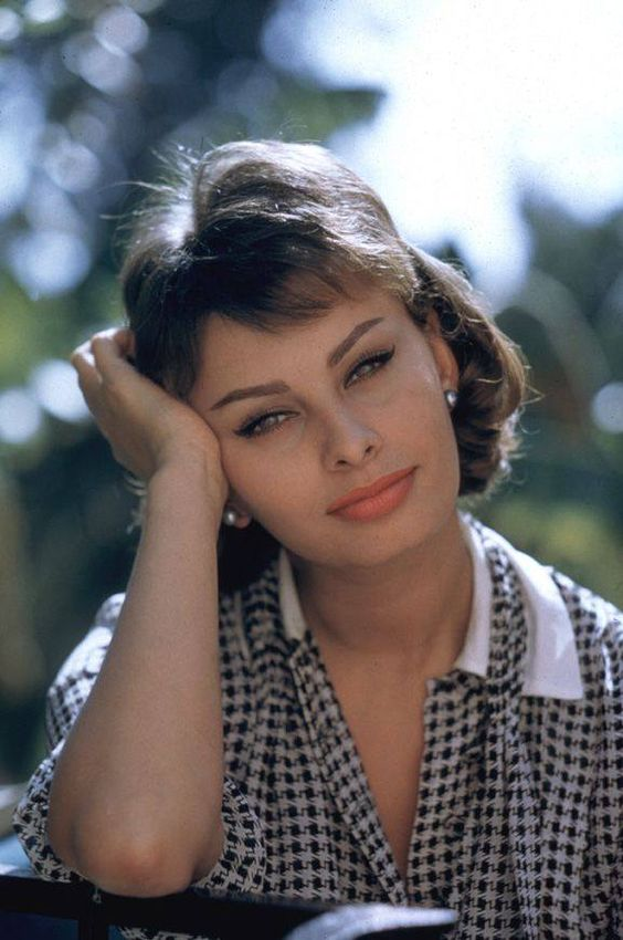 Sophia Loren Beautifull