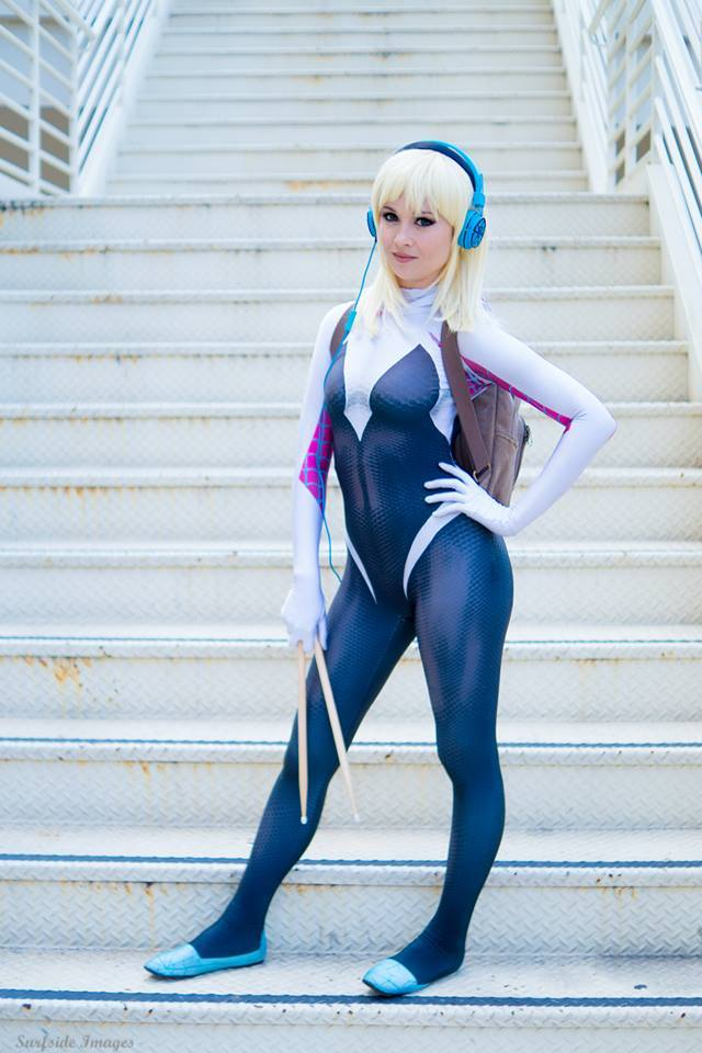 Spider Gwen awesome photos