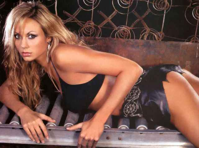 Stacey Keibler hot pictures