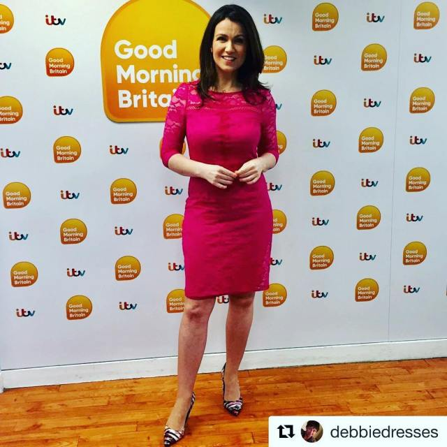 Susanna Reid sexy and hot pic
