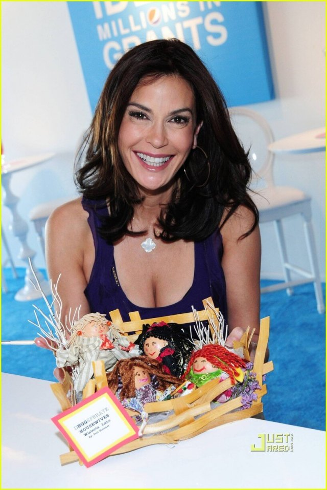 Teri Hatcher hot busty picture