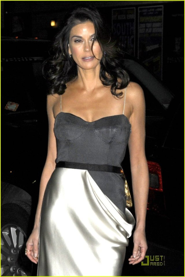 Teri Hatcher hot cleavages pic (2)
