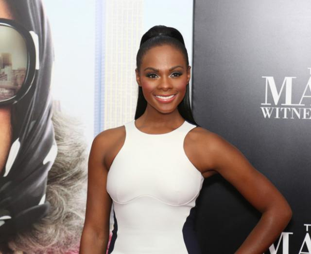 Tika Sumpter Smile