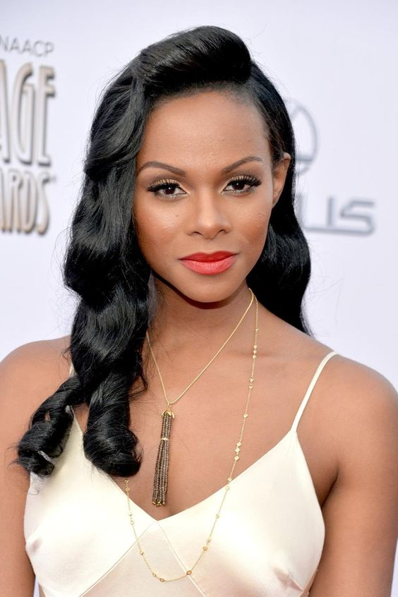 Tika Sumpter on Awards
