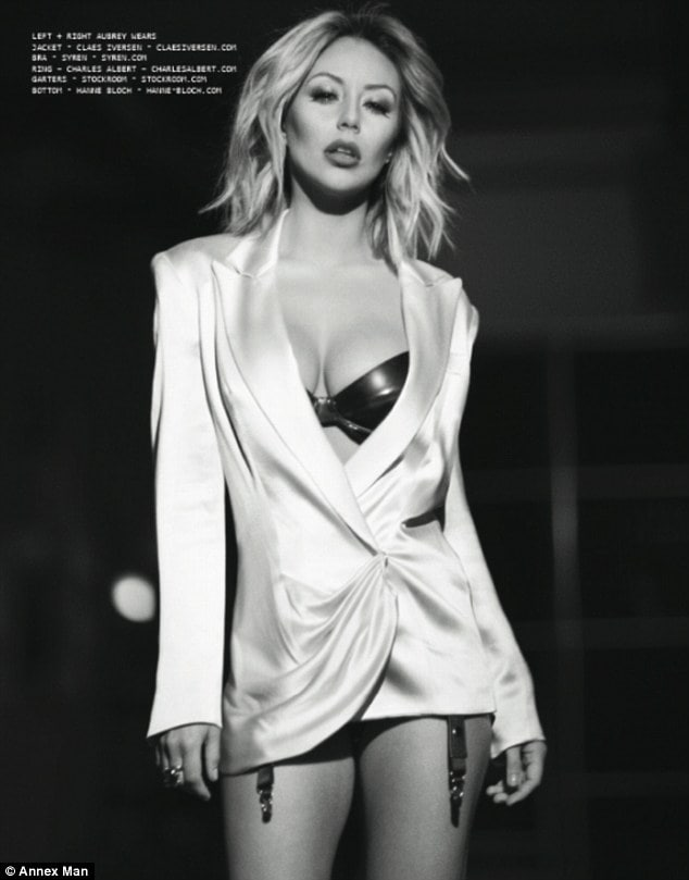 aubrey o'day beautiful picture