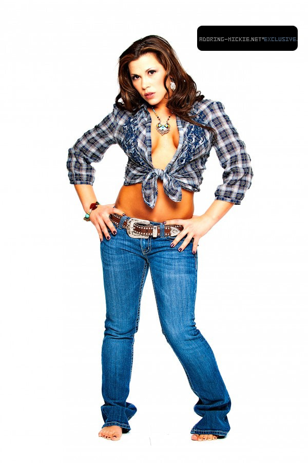 mickie james hot photo