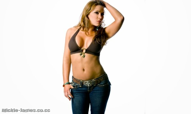 mickie james sexy pictures