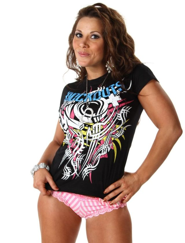 mickie james thighs awesome pic