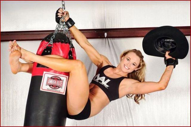 Andrea Lee awesome photo