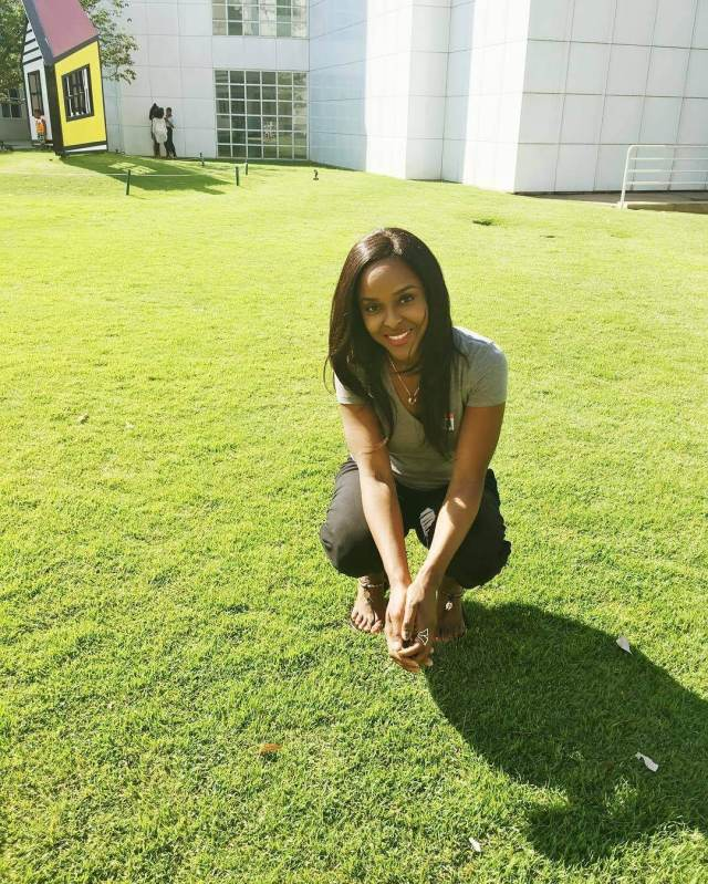 Antoinette Robertson awesome smile