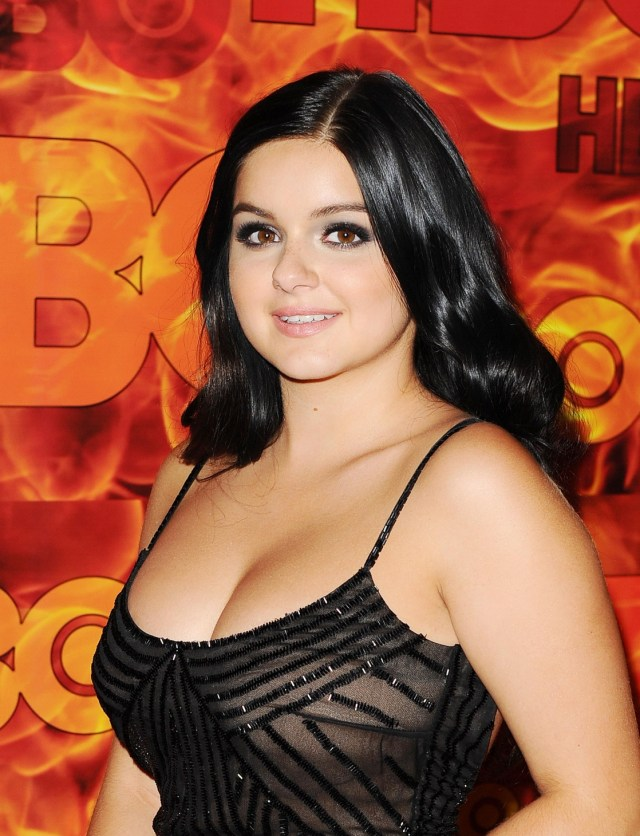 Ariel Winter hot and sexy