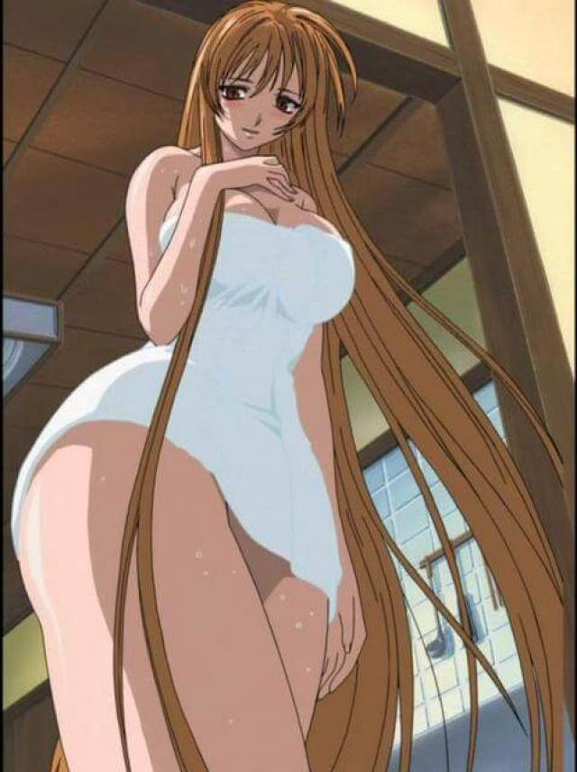 Aya Natsume thighs awesome pic
