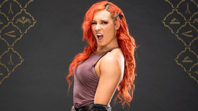 Becky Lynch awesome cleavages pic 1