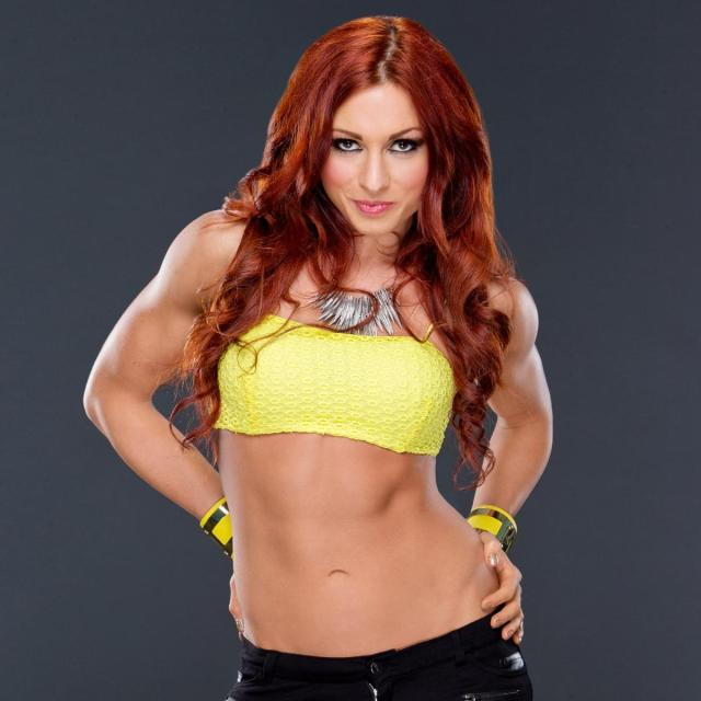 Becky Lynch awesome cleavages pic 2