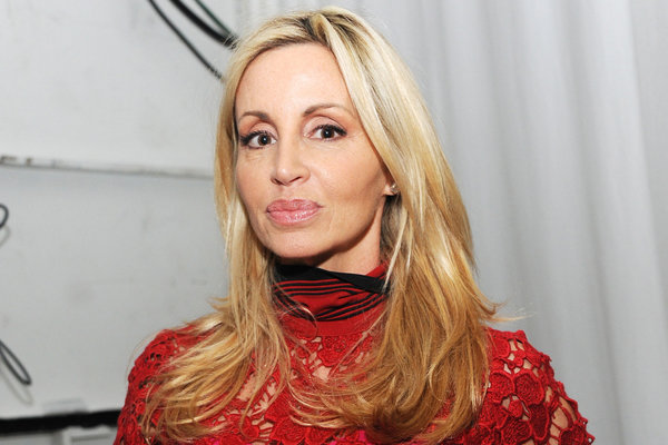 Camille Grammer awesome hair 1