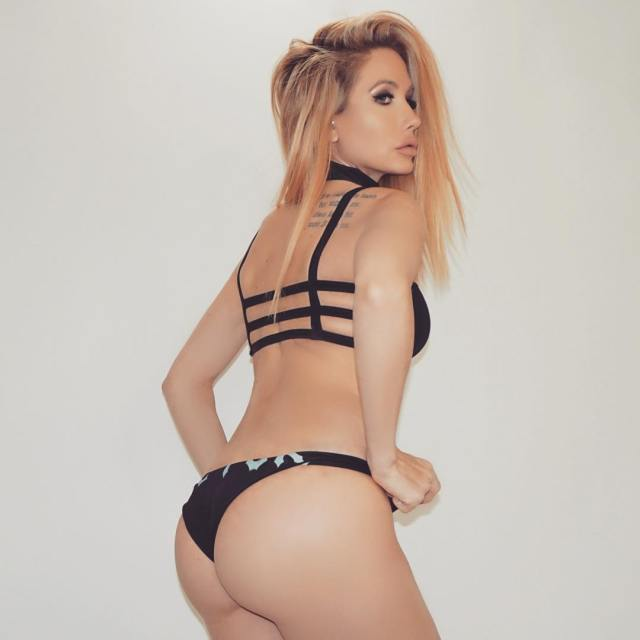 Channon rose sexy ass