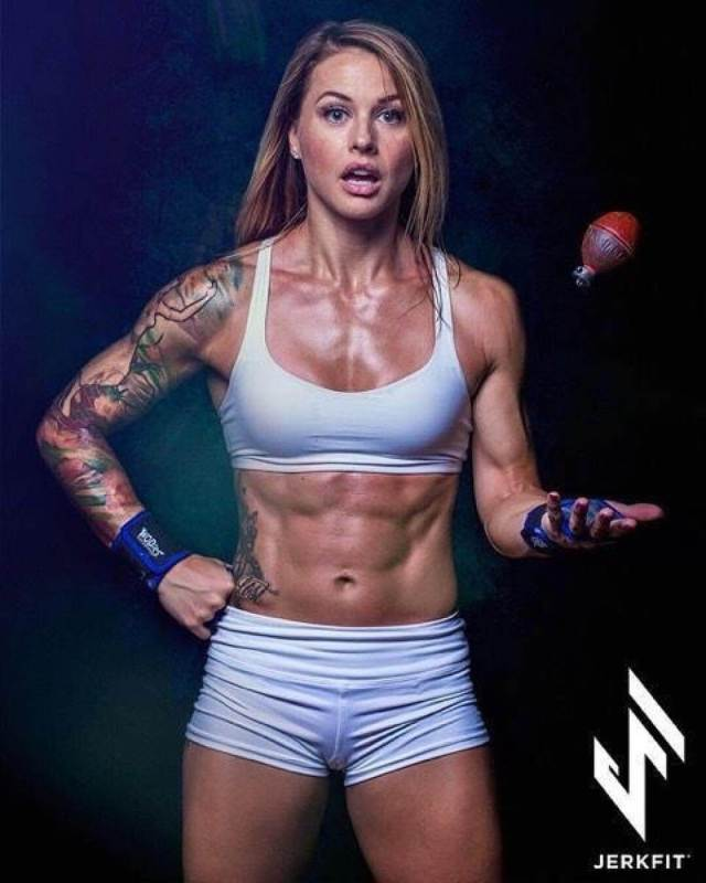 Christmas Abbott sexy cleavages pics