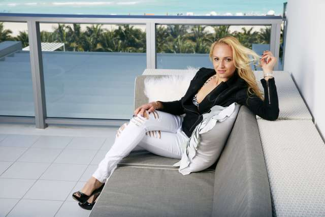 Donna Vekic thighs picture