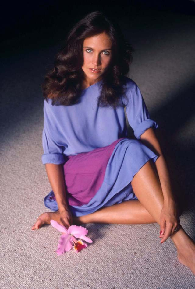 Erin Gray awesome