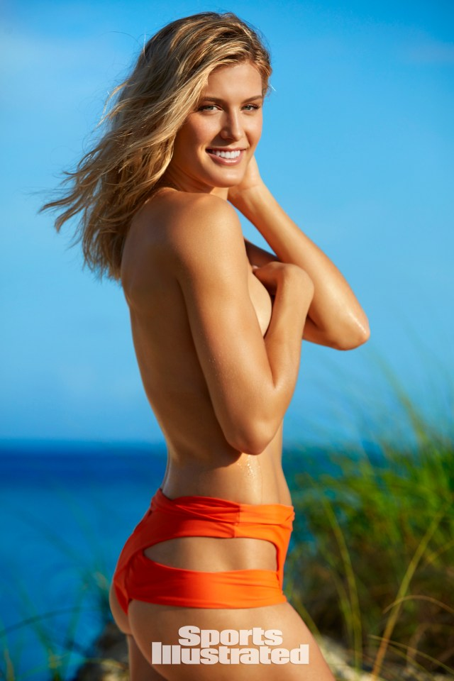 Eugenie Bouchard very sexy picture