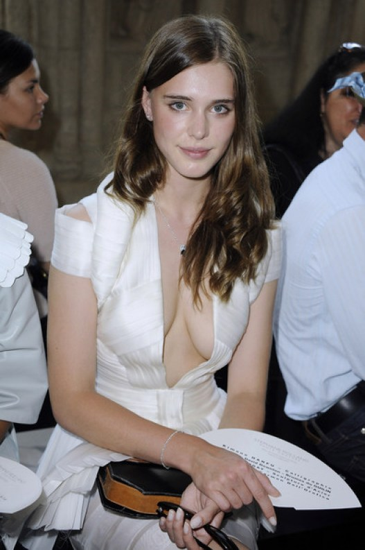 Gaia Weiss too hot pic
