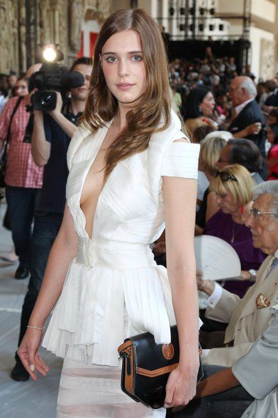 Gaia Weiss very hot picture