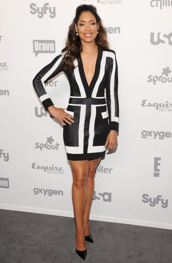 Gina Torres on Esquire Show
