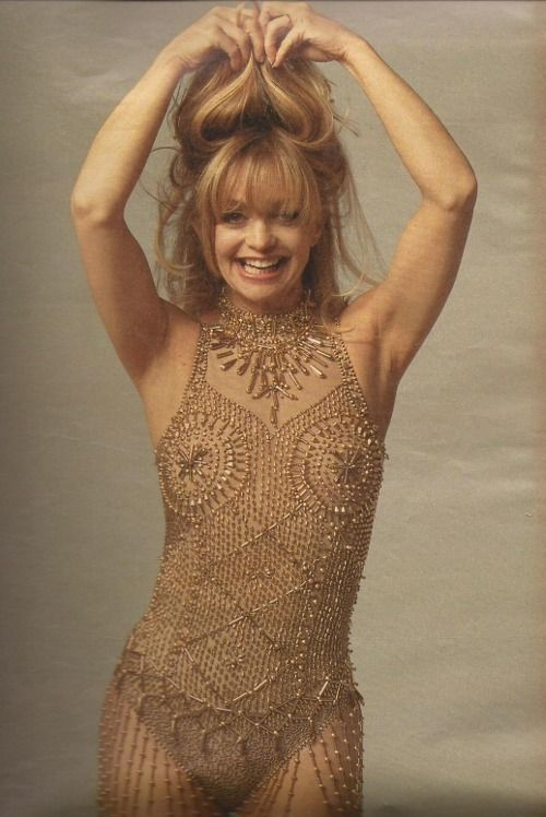 Goldie Hawn sexy and hot