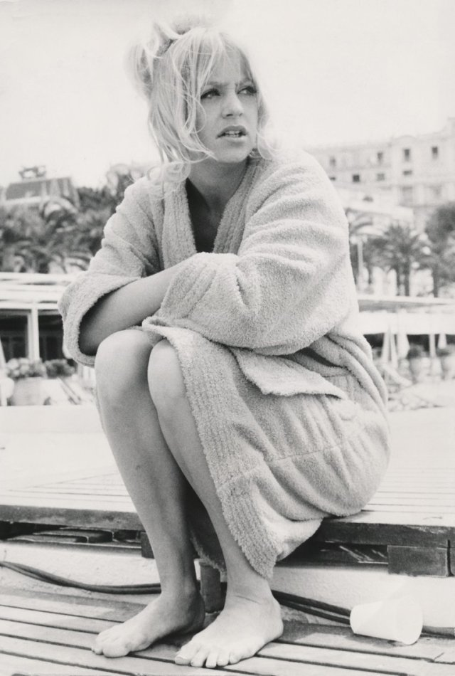 Goldie Hawn too sexy