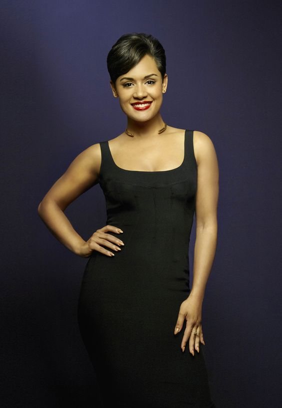 Grace Gealey fete awesome