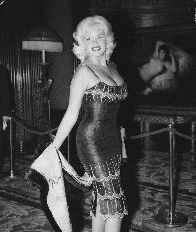Jayne Mansfield awesome pics