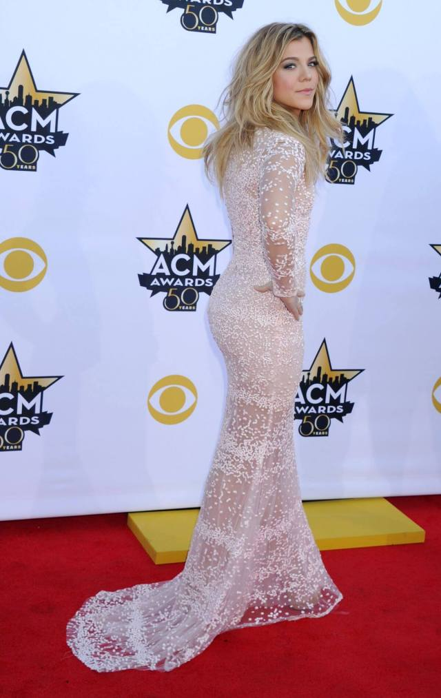 Kimberly Perry butt