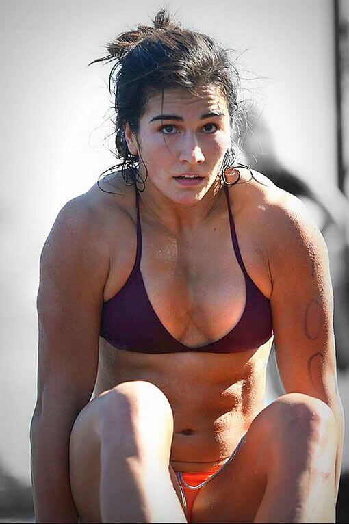 Lauren Fisher awesome picture