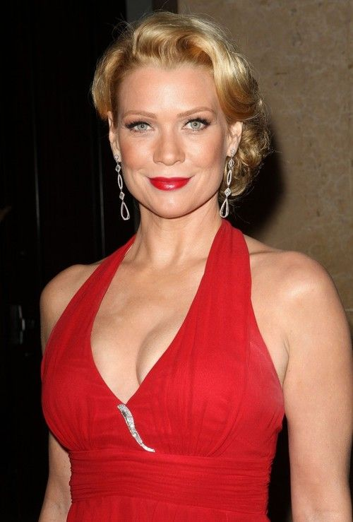 Laurie Holden hot and sexy photo