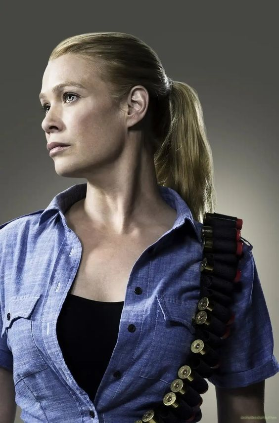 Laurie Holden hot pic